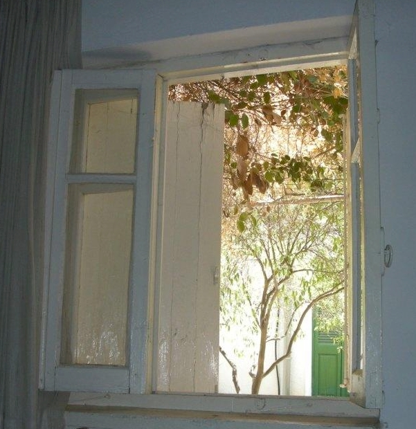 Window in Stoa ~ Strovolos Cyprus